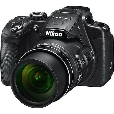 Nikon COOLPIX B700 20.2MP Digital Camera with 60x Optical Zoom -  Brand New!