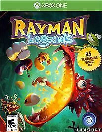 Rayman Legends (Xbox One, XB1) Brand New