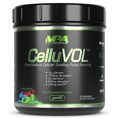 CelluVol by MPA makers of Vasoburn