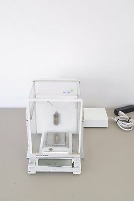 Mettler Toledo AT250 Analytical Balance Scale w/ Power Supply