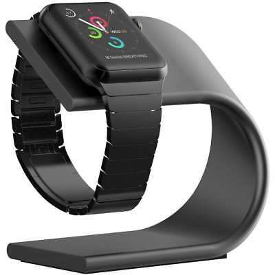Nomad For Apple Watch Dock Smart Watch Display Stand Anodized Aluminum Holder