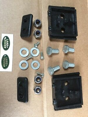 Land Rover  New Genuine Spot Light Bracket Bits