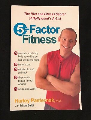 5-Factor Fitness : The Diet and Fitness Secret of Hollywood's A-List by Harley …