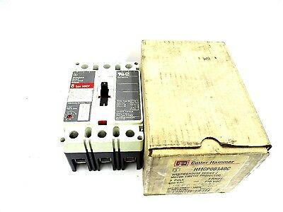 New Cutler Hammer Hmcp003A0C Series C Motor Circuit Protector 3 Pole 3 Amp 600 V
