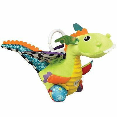 Lamaze Flip Flap Dragon Baby / Child / Kids Soft Toy
