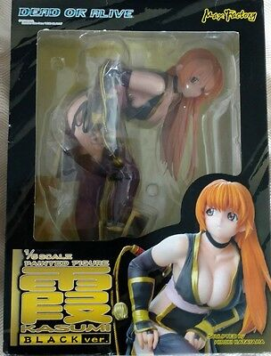 MIP Max Factory Dead or Alive Kasumi 1/6 Scale Painted PVC Figure Sealed anime
