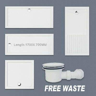 Akw akw tuff form 1500 x 1200 wet room tray former for Wet room shower tray for vinyl