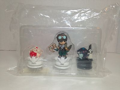 CLAMP NO KISEKI Chess Pieces Set King and 2 Pawns New in Package