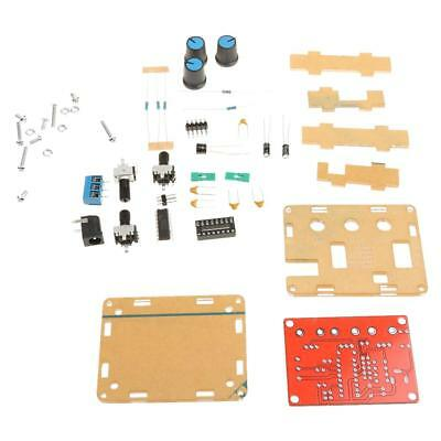 XR2206 Function Signal Generator DIY Kit Sine/Triangle/ Square Output +Case