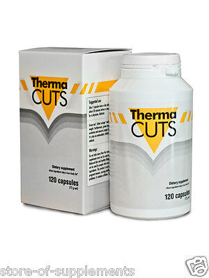 THERMACUTS - Fettbrenner - SLIMMING - URSPRÜNGLICHE THERMACUTS