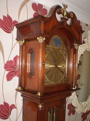 ;James Stewart No 3, one of the finest chiming Grandfather clocks ever.