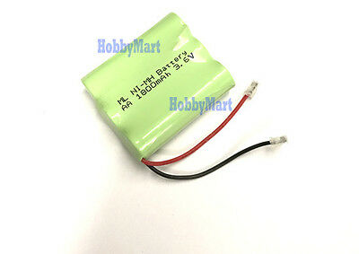 3.6V Ni-MH AA 1800mAh 3-Cell Recharge Home Phone Battery Pack w/. Universal plug
