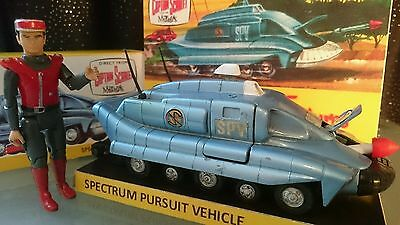 Boxed  Dinky 104 - Captain Scarlet SPV Gerry Anderson 50th Anniversary this Year