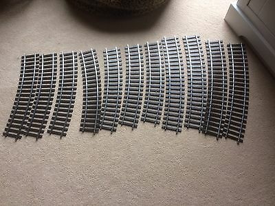 MARKLIN MäRKLIN MAXI 5935 & 5936 G GAUGE SPUR 1 CURVED TRACK 11 Pieces Unused