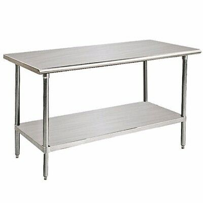 """36""""x30""""x34"""" Stainless Steel Table. $133.70"""