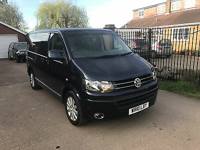 Volkswagen Caravelle 2.0Tdi 140 Automatic Blue  Disabled Spares Or Repair