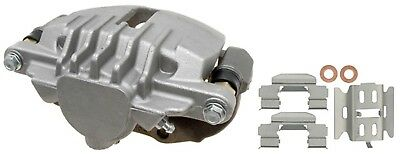 Disc Brake Caliper-Friction Ready Non-Coated Rear-Left/Right Reman