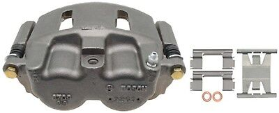 Disc Brake Caliper-Friction Ready Non-Coated Front Left Reman