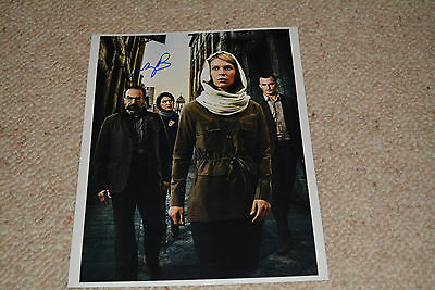 NAZANIN BONIADI signed Autogramm 20x25 cm In Person HOMELAND