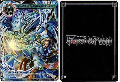 Force of Will TCG Charlotte's Water Transformation Magic RL1704-2 Promo