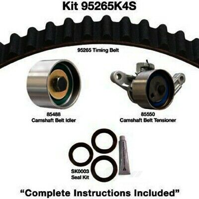Engine Timing Belt Kit-Timing Belt Kit w/Seals DAYCO 95265K4S
