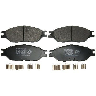 Disc Brake Pad-Premium Grade Metallic Front FEDERATED fits 99-03 Ford Windstar