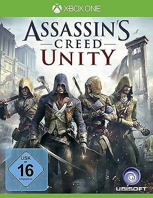 Assassin's Creed : Unity Xbox One