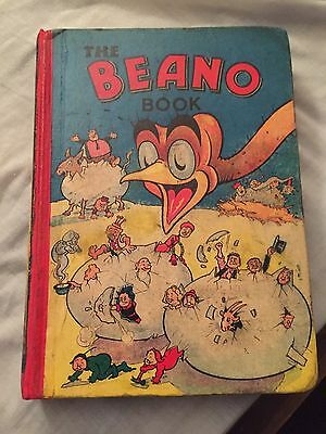 Beano Book 1941 Super Rare, Second ever annual great condition!