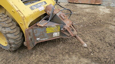 Bobcat Skid Steer Concrete Breaker