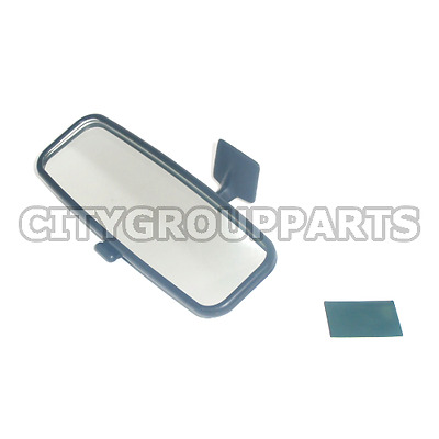 Ford Transit 2000 -14 Interior Rear View Mirror + Self Adhesive Double Sided Pad