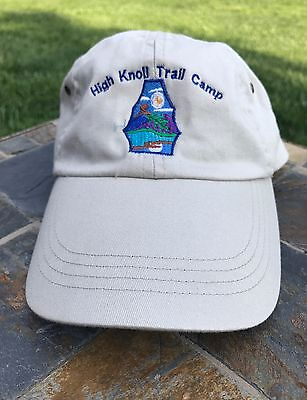 High Knoll Trail Camp Cap