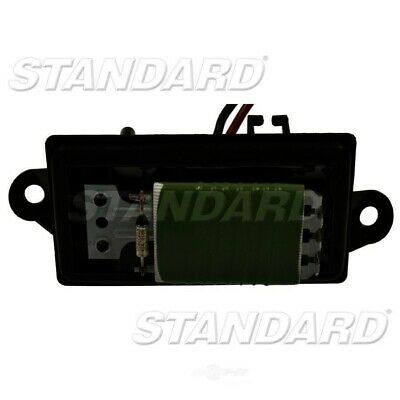 HVAC Blower Motor Resistor Rear Standard RU-394