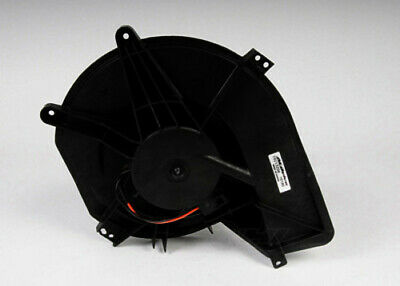 HVAC Blower Motor and Wheel fits 98-02 Cadillac Seville
