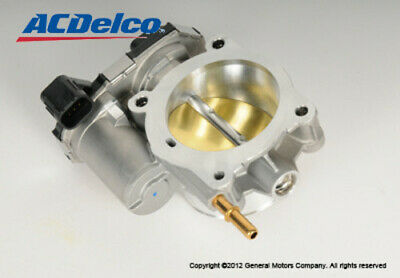 Fuel Injection Throttle Body Assembly ACDelco GM Original Equipment 217-3106