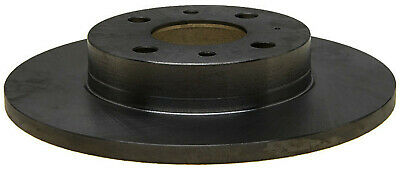 Disc Brake Rotor-Non-Coated Rear ACDELCO ADVANTAGE 18A2849A fits 12-17 Fiat 500
