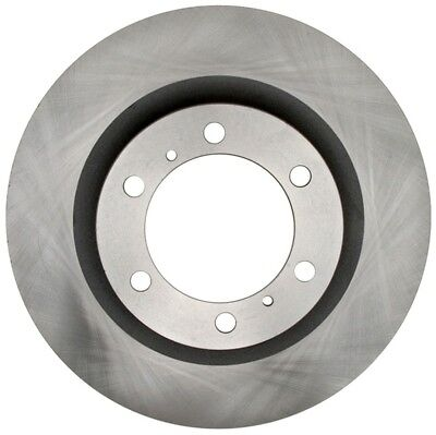 Disc Brake Rotor-Non-Coated Front ACDELCO ADVANTAGE 18A2738A