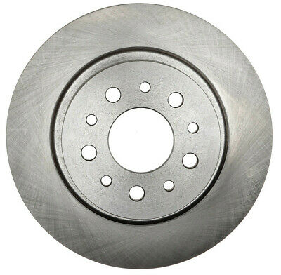 Disc Brake Rotor-Non-Coated Rear ACDELCO ADVANTAGE fits 14-17 Fiat 500L