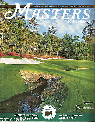 The Masters Tournament 2015
