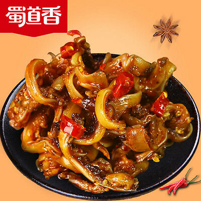 Chinese Snacks Specialty Brittle bones Spicy food  Delicious Snack Si Chuan