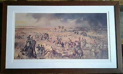 Siege of Seringapata Joan Wanklyn - Signed Limited Edition Colour Print 163/300