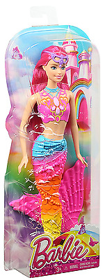 BEST Barbie Doll Mermaid Rainbow Fashion Dolls Kids Girls Childrens Toy NEW