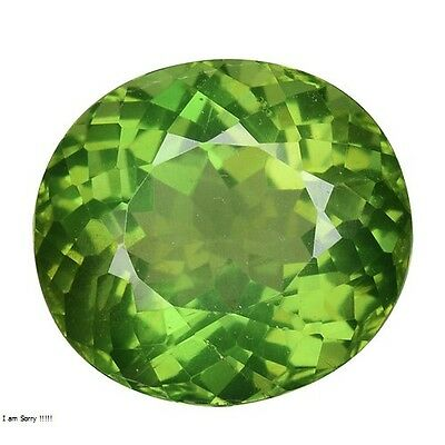 4.520Cts Formidable Top Green Natural Apatite Oval Loose Gemstones