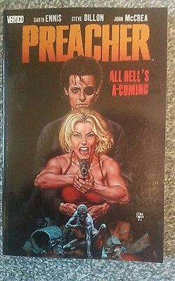 preacher: All hell's a-comeing book 8