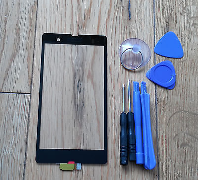 NEW Sony XPERIA Z C6603 C6602 L36h Touch Screen Digitizer + Adhesive + Tools