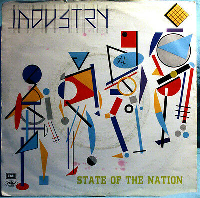 """Industry - State Of The Nation - Vinile 7"""""""