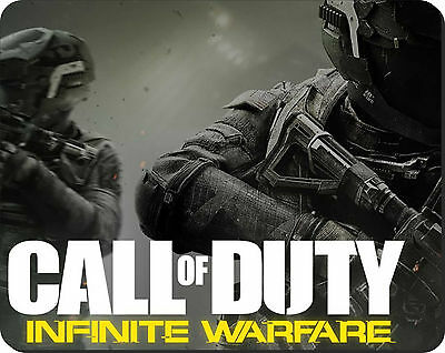CALL OF DUTY INFINITE WARFARE #1 MOUSEMAT MOUSE MAT PAD compatible with Mac & PC