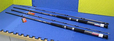 Daiwa 8 ft Trolling WLDR802MLR 8'ML Rod 2 Pack
