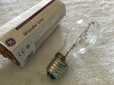 NOS GE 44043 LU150/55 Lucalox Lamp 150Watt High Pressure Sodium New