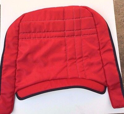 Uppababy Bassinet Red Denny Top Cover Blanket 2010-2014 Vista Stroller Accesory