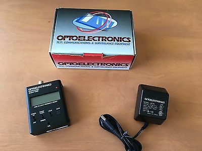 Optoelectronics MiniCounter Model 3300 Frequency Counter